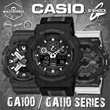 *CASIO GENUINE* CASIO G-SHOCK GA100/GA110 Series! Free Reg. Shipping and 1 Year Warranty!