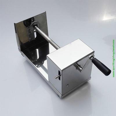 potato chip slicer machine