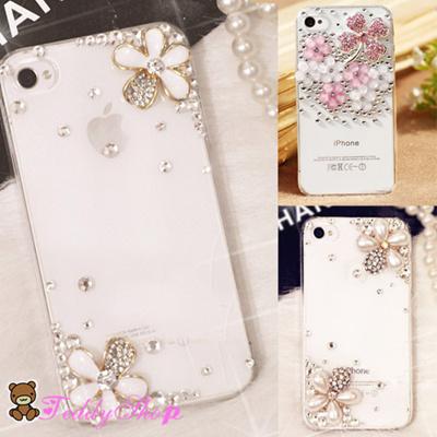 iPhone5s ケース+フィルム iphone5 アイフォン5 アイフォン5s カバー galaxy s3 s3α ブランド スマホケース デコ アイフォン4s  ギャラクシーs3αカバー スワロフスキー iPhone5カバー iPhone5sカバー スマホの画像