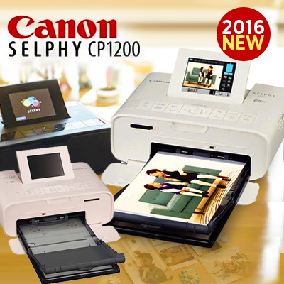 canon selphy cp1200 wireless compact photo printer 108. Black Bedroom Furniture Sets. Home Design Ideas