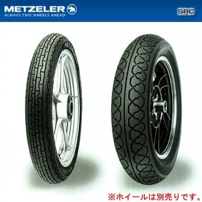 METZELER(メッツラー) PERFECT ME 77 110/90 - 18 M/C 61S 1253100 【バイク用品 タイヤ ストリート】の画像