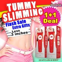 ★1 + 1 Deal Extra gifts★2B Alternative Into Arm n Body!  Asia No.1 slimming gel 100ml★ Burn Fat