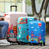 Local Delivery**20 NEW COLORS ARRIVAL** Elastic Luggage Cover|Travel Luggage Bag Protector Cover