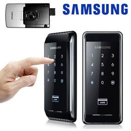 [NewYear $19Coupon] Samsung/ 2018 NEW 2-Way Digital DoorLock SHS-2920 / Password + Key / door lock