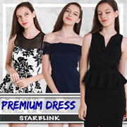 [12 DEC NEW] Premium Quality Collections (ONE) - Dresses Rompers Skirt Tops Bottoms