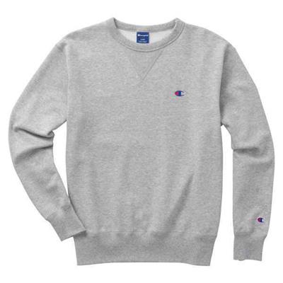 チャンピオンCHAMPIONクルーネックスウェットシャツ[カラー:オックスフォードグレー][サイズ:M]#C3HS060-70