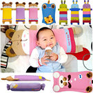 ◤COCO◥ BABY Sleep Pillow - Extra comfort Bear Cartoon Cute Baby Child Pillow - Bed Linens- Fun design for your toddler -Personalizing pillow
