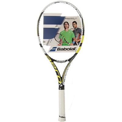 ◆即納◆バボラ(Babolat) アエロプロライト(AEROPROLITE) YEL 101177 【硬式 テニスラケット 未張り上げ ケース付き】の画像