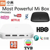 Latest 3s/3s Pro 4k version XIAOMI TV box free latest dramas and movies android tv box