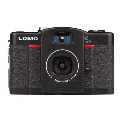 lomographyLOMO LC-WIDE 【IP510INT】 LOMO LC-Wide ( ロモ エルシーワイド )  フィルム35mm カメラ感度設定 フィルム 露出変化 木箱 シャッタースピード Lomo写真 レリーズ  9007710006408 10P13Dec13_m 【RCP】の画像
