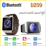 PROMOTION!★Smartwatch★Newest Model Authentic DZ09 Bluetooth Touchscreen SIM Card Smart Watch Phone With Spy Camera / For iPhone Android HTC Samsung LG Smart phones/ Good Value/Fast Shipping Wristwatch