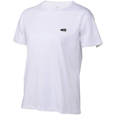 ニューバランス(newbalance)オーバーサイズワッペンTシャツWTJWTL7220【メンズトップス半袖カジュアルウェアスポーツウェア】【rkse】