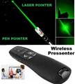 (Free GP heavy duty aaa battery )Laser Pointer Pen ideal for powerpoint Presentation R400 R800