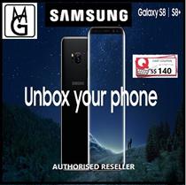 Samsung Galaxy S8 / S8 Plus | 1 Year local warranty. (ENJOY $140 DISCOUNT)