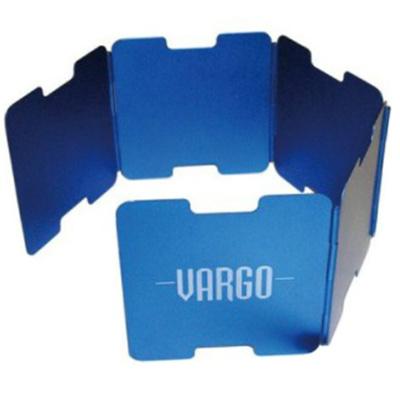 バーゴ(VARGO) アルミニウム ウインドスクリーン ブルーT-421 【防風 アウトドア キャンプ】の画像