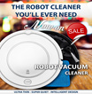 [BLACK FRIDAY ★ONE TIME OFFER★] ALL TIME BEST ROBOT VACUUM CLEANER ★ JAPAN MOTOR★ Singapore Safety Mark certified★ OFFICIAL SINGAPORE AGENT WARRANTY★ TRUE HIGH SUCTION POWER ★