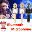 CHEAPEST IN TOWN ★ 7 MTHS SG WARRANTY ★ 10 MODELS AVAILABLE !!! Wireless Bluetooth Karaoke Mic