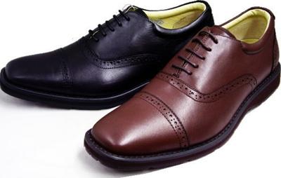 (A倉庫)BCR BC159 ビジネスシューズ ストレートチップ 本革 紳士靴 【送料無料】【smtb-TK】の画像
