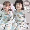 ★KIKI STORY Pajamas 18types★Made In KOREA/Cute and Sweet Children/Kids Pajamas sleepwear long sleeve soft comfy and nice pajamas/long pants/children clothes/kids clothes/clothing/jb_013