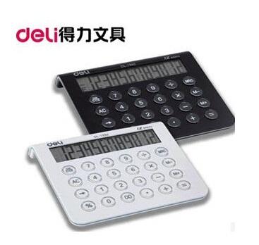 Qoo10 Deli 1592a Desktop Calculator Suitable For High