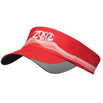 ◆即納◆ズート(ZOOT) ベンチレーターバイザー(VENTILATOR VISOR) Z1502006020 パンチ 1SZ 【トライアスロン用 サンバイザー キャップ 帽子】の画像