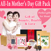 ♥ All In One Pack ♥ Premium Taiwan Brown Sugar Cubes ♥Black Garlic♥Eight Treasures Tea♥Matcha Powder