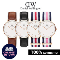 【200 QPoint Rewards】【2 YEARS WARRANTY】【READY STOCK】【FREE SHIPPING】Daniel Wellington Newest Collections