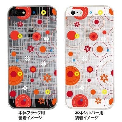【iPhone5S】【iPhone5】【Clear Fashion】【iPhone5ケース】【カバー】【スマホケース】【クリアケース】【クリアーアーツ】【レッドサークル】 09-ip5-ca0020 【10P01Sep13】の画像