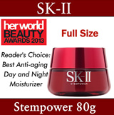 WORTH $219!! LIMITED QTY PRICE!! Sk-II Stempower 80g