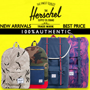 100% Authentic Herschel Supply Little America Retreat Heritage Settlement Classic Free shipping !!!(parallel import goods)