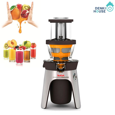 Qoo10 - [Tefal]ZC500/ Infinity Press Slow Juicer : Home Electronics