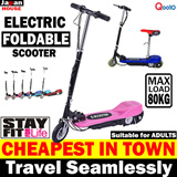 Cheapest Electric Foldable Scooter