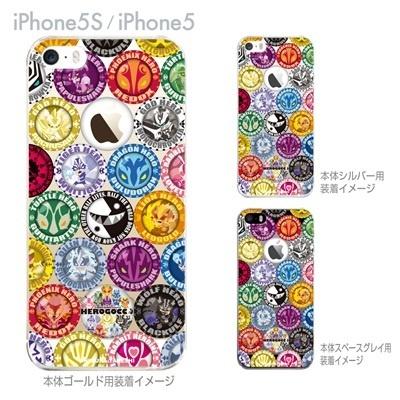 【iPhone5S】【iPhone5】【HEROGOCCO】【キャラクター】【ヒーロー】【Clear Arts】【iPhone5ケース】【カバー】【スマホケース】【クリアケース】【おしゃれ】【デザイン】 29-ip5s-nt0055の画像