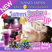 [$4 CASH REBATE*+FREE* SHIPPING!!!] ACAI + MAQUI ♥RESULTS GUARANTEED*♥ TUMMY BUSTER!!! ♥ NANO DIET •JAPAN #1 •Highest Dosage in Market!!! ♥MADE IN JAPAN