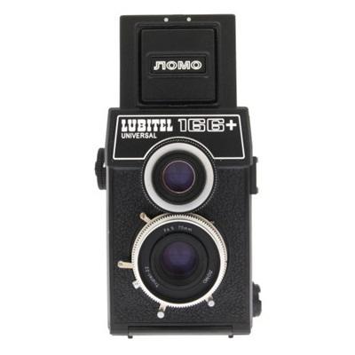 【送料無料】lomographyLomo Lubitel 166+【HP100】 10P13Dec13_m 【RCP】の画像