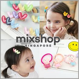 「mixshop.sg」★ 女人我最大 Hair Styling Tools ★  Hair Accessories / Hair Sponge Bun Maker / Bun Roller Stick / Magic Velcro Hair Clip / Hair Twist
