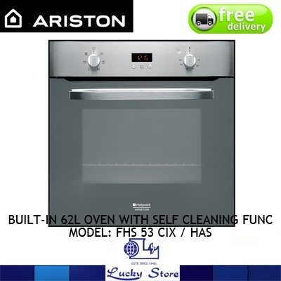 Ariston built in oven singapore