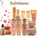 [Korea cosmetics] Sulwhasoo 外 Best Collection! Balancing Water/Lotion/Essence/Serum/Eye Cream/Ginseng Cream/Timetreasure Perfecting/Ampoule/Snowise EX Whitening/雪花秀/Mini Size Kit/Sample