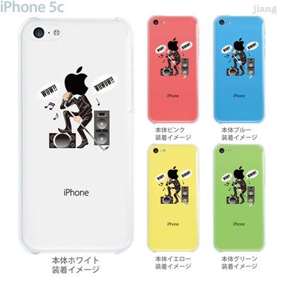【iPhone5c】【iPhone5c ケース】【iPhone5c カバー】【ケース】【カバー】【スマホケース】【クリアケース】【クリアーアーツ】【Clear Arts】【ボーカル】 10-ip5c-ca109の画像