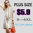 2016 New arrivals/ women's dress/ casual  fashionable style blouses/ long-sleeved chiffon shirts/ high quality and low price dress/ S-6XL size