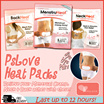 #1 BESTSELLER MenstruHeat Natural Heat Therapy Heat Pad | Neckheat | Backheat in Bundle of 4 !