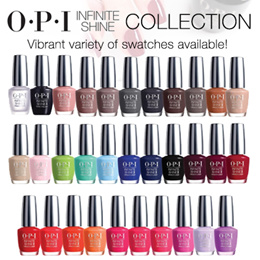 [NEW] O.P.I INFINITE SHINE / BESTSELLER Colors /Upgraded Version/Nail Polish