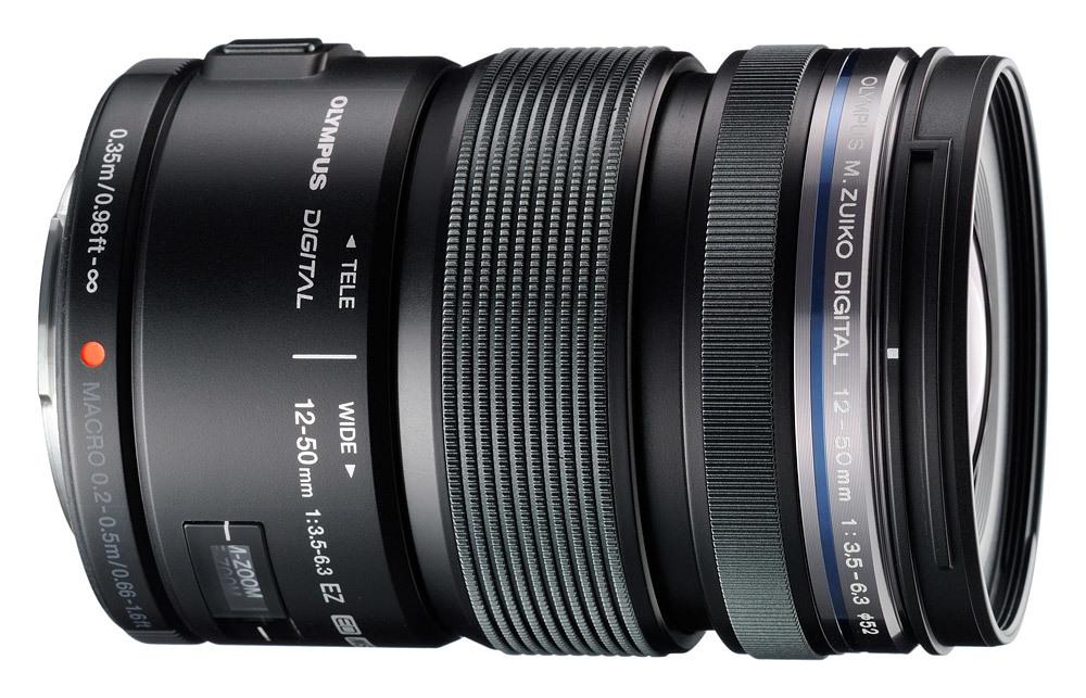 【クリックで詳細表示】Olympus M.ZUIKO ED 12-50mm f/3.5-6.3 Micro Four Thirds Lens MSC Camera Lens [Free Shipping]