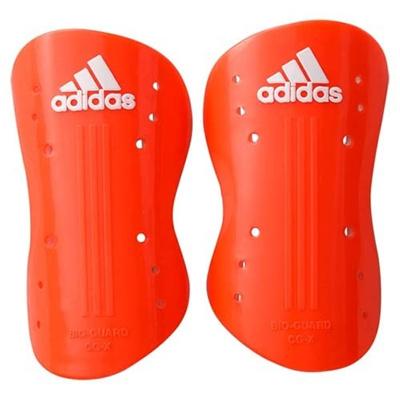 アディダス(adidas) バイオガード CG-X シンガード N4061 S04768 ソーラーRED 【サッカー シンガード レガス 脛当て】の画像