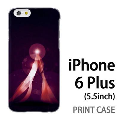 iPhone6 Plus (5.5インチ) 用『1222 ネオンテント 紫』特殊印刷ケース【 iphone6 plus iphone アイフォン アイフォン6 プラス au docomo softbank Apple ケース プリント カバー スマホケース スマホカバー 】の画像
