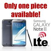Samsung GALAXY Note II Lte (Titanium Gray)