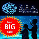 SEA AQUARIUM (SENIOR/Adult 2pm/Adult Full Day/Child Tixs) - RESORTS WORLD SENTOSA 海洋馆. [HASSLE FREE! IDEAL GIFTS!] Singapore Attractions Tickets.