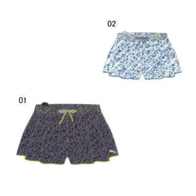 プーマ (PUMA) レディース キュロット 513558 [分類:ランニング ショートパンツ (レディース)]の画像