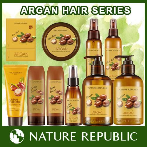 Nature Republic Argan Oil Deep Care Hair Pack