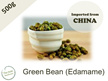 [500g] Edamame Roasted Green Soyabean From China